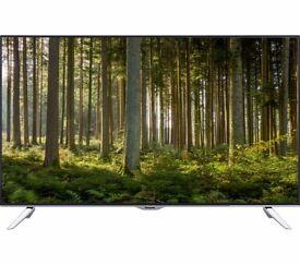 """New PANASONIC VIERA TX-48CX400B Smart 3D Ultra HD 4k 48"""" LED TV Was: £750"""
