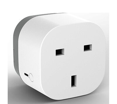 Samsung SmartThings Power Outlet Plug Control lights & small electronic device