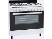 NEW RANGES GAS ELECTRIC COOKERS START FROM £500