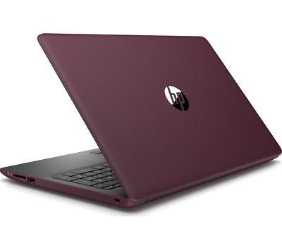 "Laptop Windows - HP 15-db0599sa Laptop 15.6"" AMD A6 4 GB RAM 1 TB HDD Windows 10"
