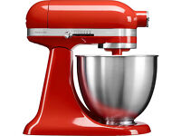 KitchenAid Artisan Mini Stand Mixer 3.3L hot sauce - Brand New in Box
