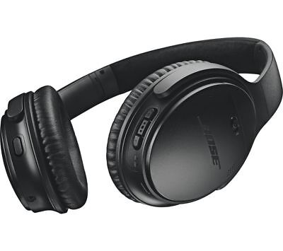Bose QuietComfort 35 Noise Cancelling Series I Wireless Headphones QC35 Black