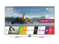 "LG 43UJ701V 43"" Smart 4K Ultra HD HDR LED TV"