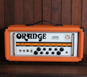 Orange AD30HTC 30w Valve Head Pre-Owned Mount Lawley Stirling Area Preview