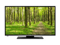 """JVC Smart 40"""" LED TV Like new only months old"""