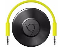 Chromecast Audio in Brand New in Package