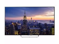 Sony 75inch led smart 3d tv