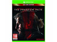 Metal Gear Solid V Phantom Pain xbox one