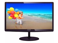 """PHILIPS 227E6LDSD Full HD 21.5"""" LED Monitor with MHL"""
