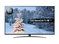 "LG65NANO816NA 65"" Smart 4K Ultra HD HDR LED TV with Google Assistant & Amazon Alexa"