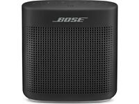 Bose SoundLink Color Bluetooth Speaker II - Black