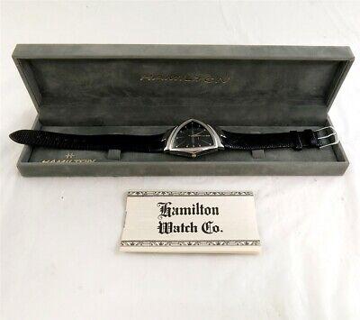 Men's Hamilton Ventura Registered Edition 2207 Quartz Wrist Watch