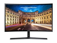 24 inch curved samsung monitor (swap)