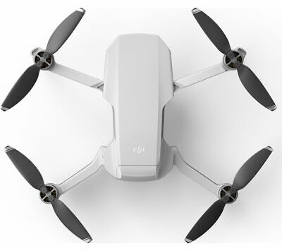 DJI Mavic Mini Drone with Controller - Light Grey - Currys