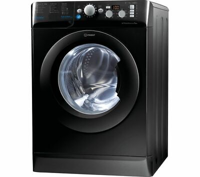 INDESIT BWD 71453 K 7 kg 1400 rpm Washing Machine - Black - Currys