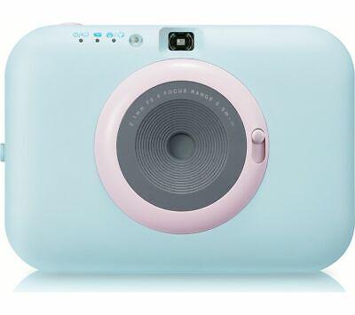 LG Pocket Photo PC389S Instant Camera - Blue - Currys