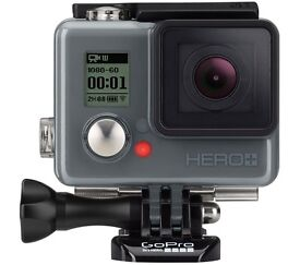 BRAND NEW SEALED GOPRO HERO+ LCD Action Camcorder - Grey