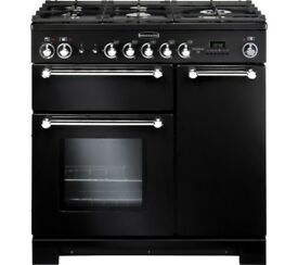 Brand new rangemaster cooker all crated up from new