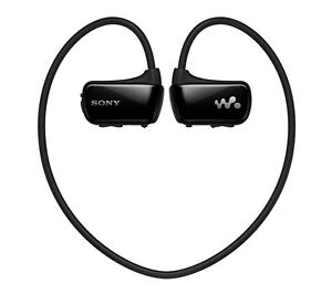 Sony-Walkman-NWZ-W273-Black-4GB-MP3-Player-Waterproof-UD