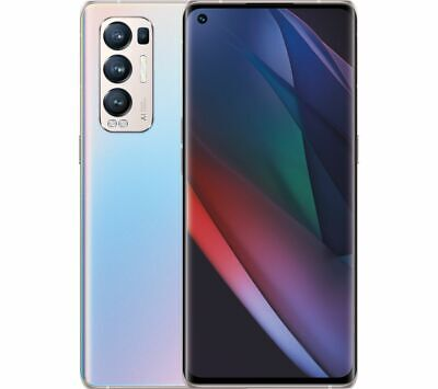 OPPO Find X3 Neo Mobile Smart Phone - 256 GB Galactic Silver - Currys