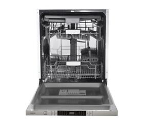 Kenwood Integrated Dishwasher Brand New Ex Display 6 month warranty ** KID60X16 ** RRP£289
