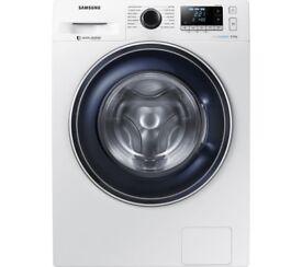 SAMSUNG ecobubble WW90J5456FW/EU 9 kg 1400 Spin Washing Machine - White EX DISPLAY /2