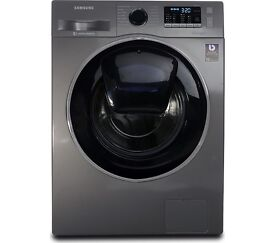 Samsung AddWash Washing Machine - Graphite