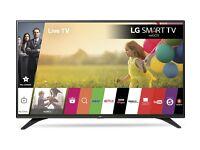 "LG 43LH604V Smart 43"" LED TV"