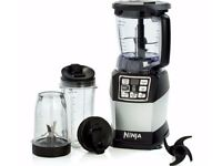 Ninja Compact Kitchen System with Nutri Ninja 1200W Sealed
