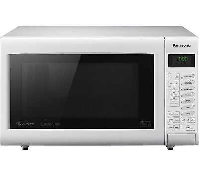 Panasonic Slimline Combination NN-CT555WBPQ 27 Litre Combination Microwave Oven