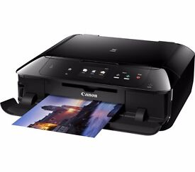 CANON PIXMA MG7750 All-in-One Wireless Inkjet Printer, WiFi & NFC, Black