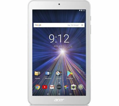 ACER Iconia One B1-870 8in White Tablet - 16GB Android 7.0 (Nougat)