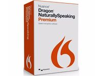 DRAGON NATURALLY SPEAKING - SPEECH TO TEXT FOR PC AND MAC