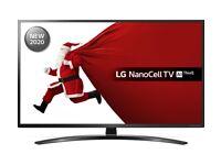 "LG 43NANO796NE 43"" Smart 4K Ultra HD HDR LED TV with Google Assistant & Amazon Alexa"