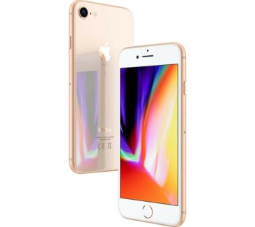 IPHONE 8 256 GB  GOLD BRAND NEW!!!