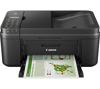CANON PIXMA MX495 All-in-One Wireless Inkjet Printer with Fax - Black