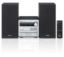 PANASONIC SC-PM250BEBS Wireless Traditional Hi-Fi System - Silver - Currys