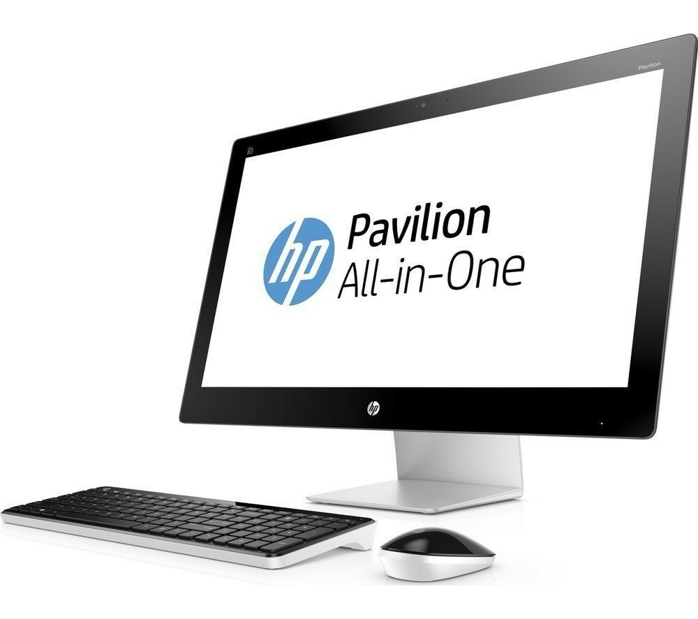 """HP Pavilion 23-Q055na 23"""" Touchscreen All-in-One PC -"""