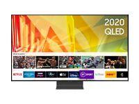 "New SAMSUNG 75"" Smart 4K Ultra HD HDR QLED TV with Bixby, Alexa & Google Assistance"