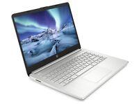 "HP Laptop 14s-dq1508sa 14"" Laptop - Intel® Core™ i3, 256 GB SSD, Silver - New"