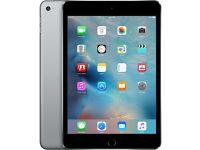 iPad Mini 4 128GB WIFI Space Grey *BRAND NEW IN ORIGINAL PACKAGING*
