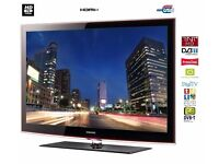 "(Great Condition) Samsung UE40B6000 40"" Widescreen LED Television Full HD Ultra Slim with Freeview"