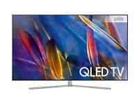 NEW SAMSUNG QE75Q7FAMT SMART UHD 4K 3100PQI HDR 1500 FLAT SCREEN QLED TV