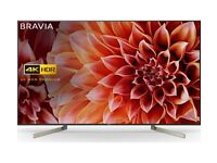 "SONY BRAVIA 65"" TV KD65XF9005 65"" Smart 4K Ultra HD HDR LED TV"