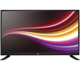 "JVC LT-32C360 32"" Inch TV LED LCD HD Ready TV Freeview USB Record, Pause & Play"