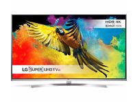 "LG 49UH850V Smart 3D 4k Ultra HD HDR 49"" LED TV"