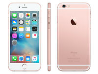 iphone 6s - 16gb - Rose Gold - 3 - Receipt & Warranty