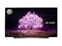 """LG OLED77C14LB 77"""" Smart 4K Ultra HD OLED TV"""