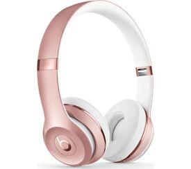 Beats by Dre Solo3 On-Ear Wireless Headphones - RRP £219.99