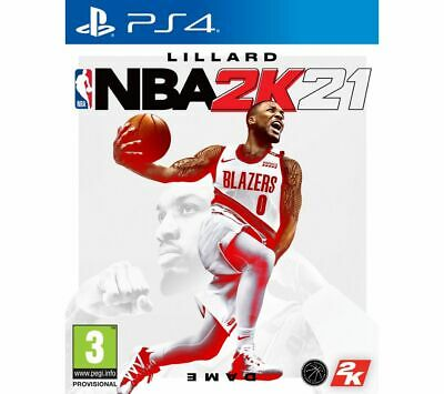 PLAYSTATION NBA 2K21 Video Game - Currys